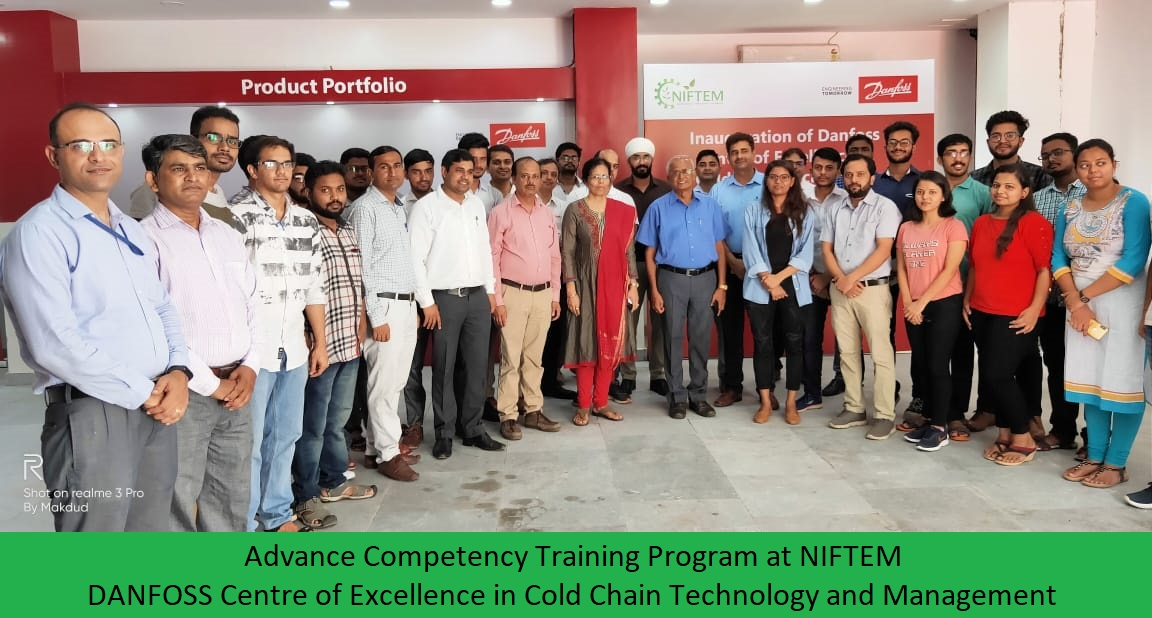 NIFTEM-National Institute of Food Technology